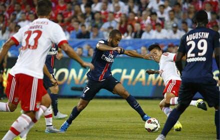 PSG - Benfica : 3-2