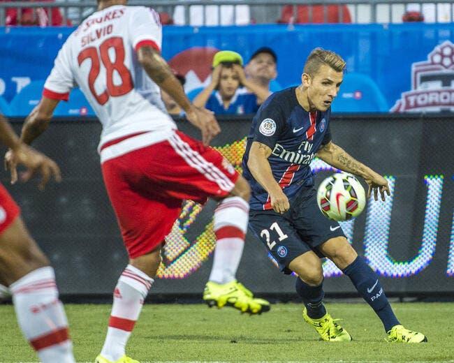 Sur le départ, un joueur français reçoit un 20/20 au PSG