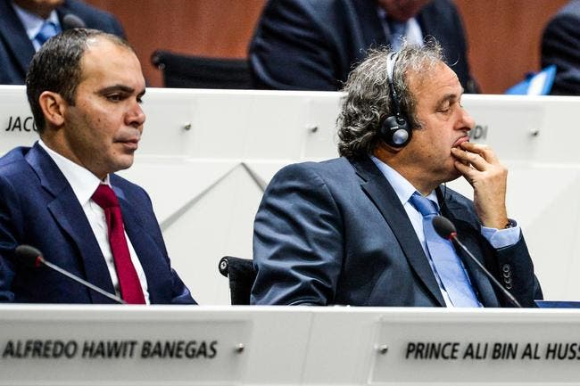 Le Prince a la purple haine contre Blatter