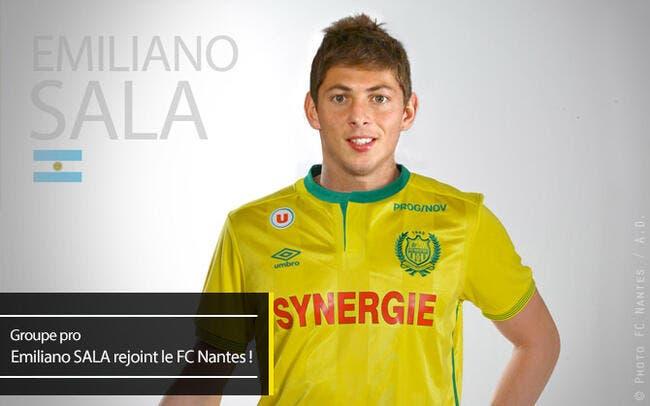 Officiel : Sala signe à Nantes