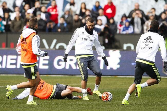 «Touche pas à mon Benzema» prévient le Real Madrid