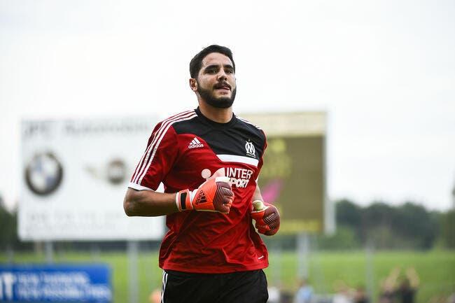 Fabri prolonge à l'OM et part en Ligue 2