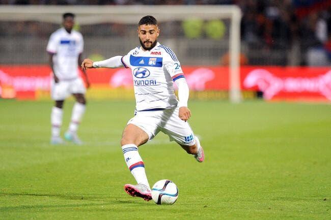 Fekir, le Messi de l'OL est un joueur «formidable»