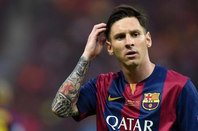 Le président gabonais dément un chèque de 3,5ME pour Messi