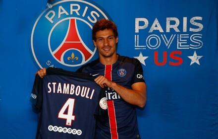 Officiel : Stambouli signe cinq ans au PSG !