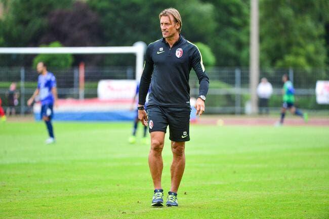 Après Lille-Troyes, Renard craint la fessée contre le PSG