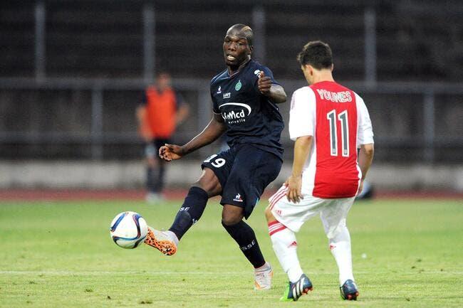 Pogba prolonge à l'ASSE jusqu'en 2018