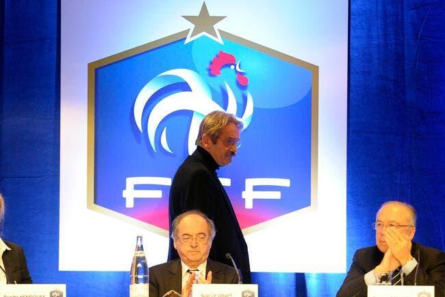 Thiriez annonce que la LFP saisit le Conseil d'Etat contre la FFF !