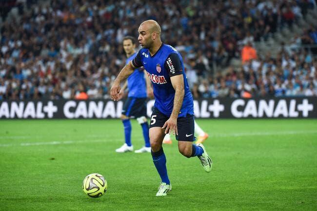 Abdennour à Monaco pour mieux partir au Barça