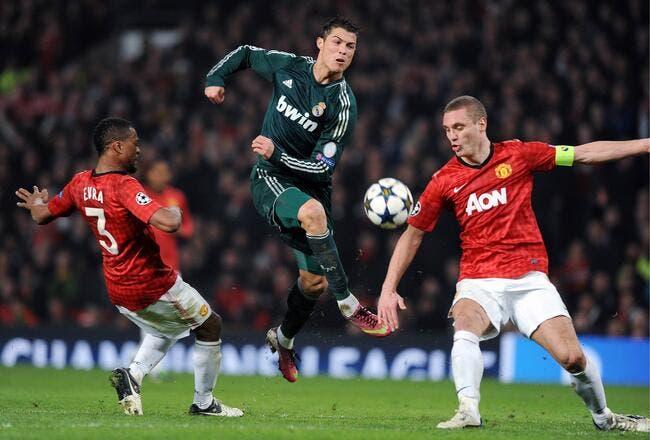 Cristiano Ronaldo contacté par Manchester United !