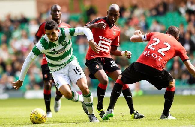 Celtic - Rennes : 2-0