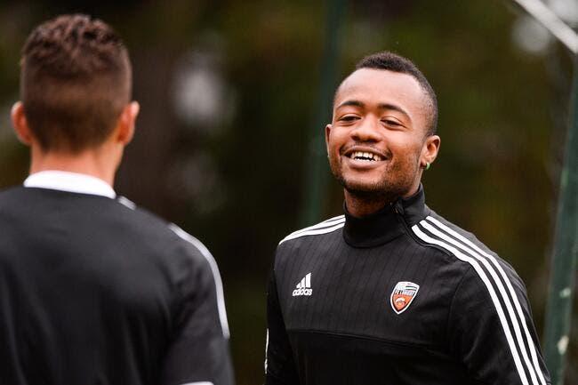 Jordan Ayew au clash, il refuse de s'entraîner à Lorient !