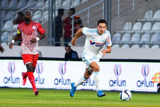 L'OM se promène contre Antalyaspor