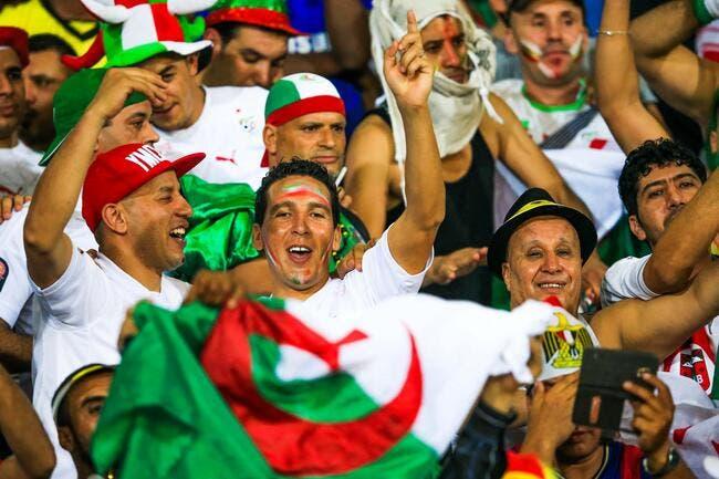L'Algérie interdit les footballeurs étrangers dans son championnat
