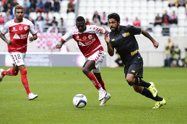 Reims - FC Séville : 1-2