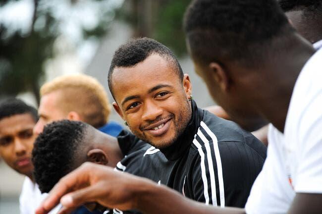 Lorient beau perdant après le départ de Jordan Ayew
