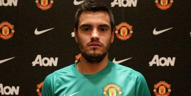 Sergio Romero s'engage à Manchester United