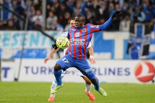 L'OL et l'OM voient Kanté partir vers la Premier League