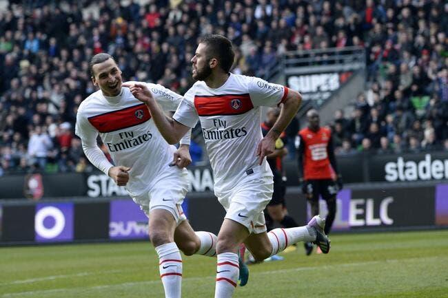 Ibrahimovic du PSG au Milan AC ? Ménez l'imagine déjà…