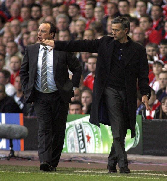 Mme Benitez allume Mourinho, sa réponse est terrible