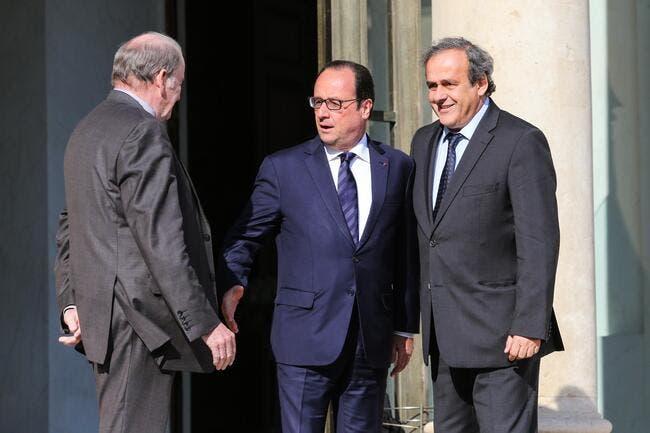 Officiel : Platini candidat à la présidence de la FIFA !
