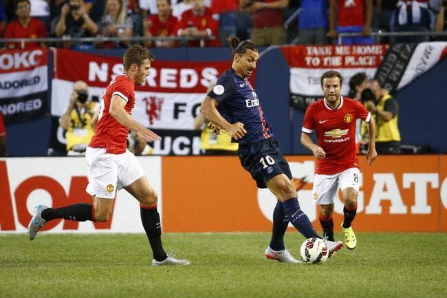 PSG - Manchester United : 2-0