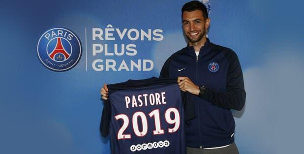 Officiel : Javier Pastore prolonge au PSG jusqu'en 2019