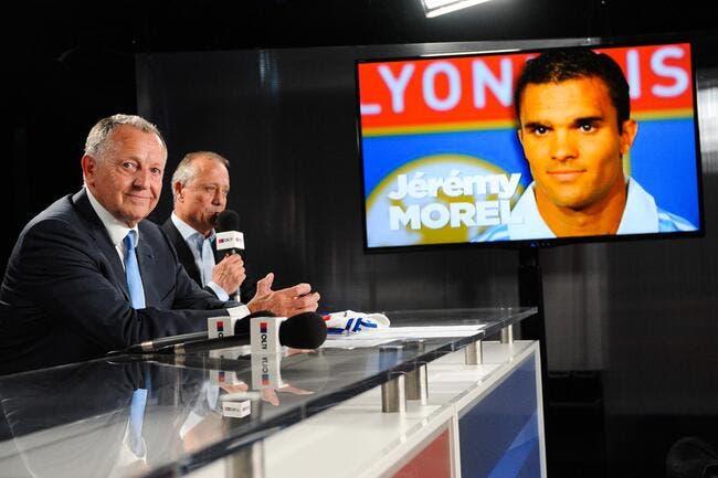 Officiel : Jérémy Morel signe trois ans à l'OL