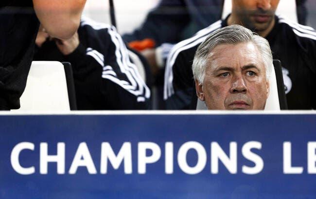 Ancelotti refuse d'entrainer le Milan AC