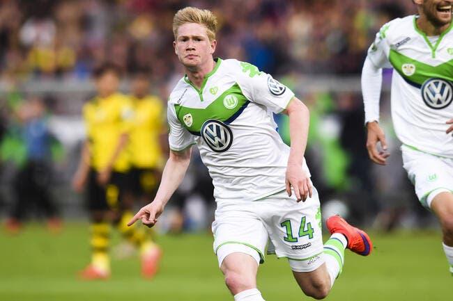 Comment le Bayern va recruter De Bruyne pour 70 ME
