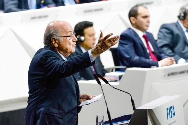 Sepp Blatter et la FIFA c'est (enfin) fini !