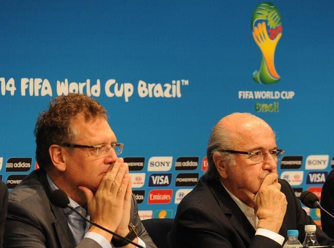FIFA : Le bras droit de Blatter rattrapé par le scandale !