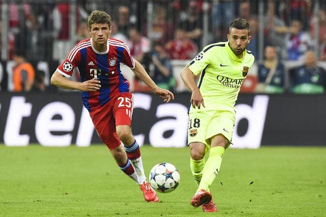 Officiel : Jordi Alba prolonge à Barcelone, et vaut 150 ME !