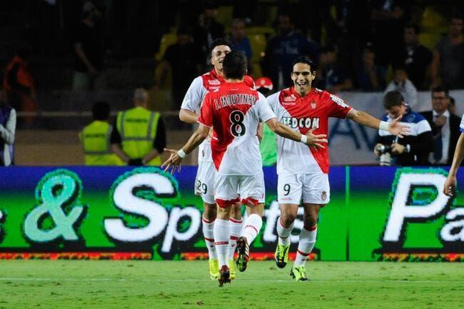 Une offre supérieure à 50 ME pour deux joueurs de Monaco