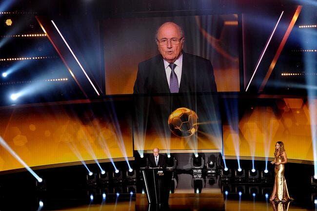 Blatter n'a pas tapé dans la caisse affirme sa fille