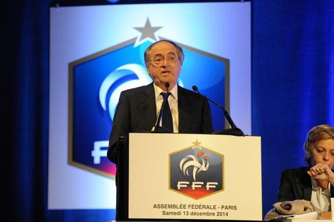 Le Graët ne démissionnera pas après Blatter !