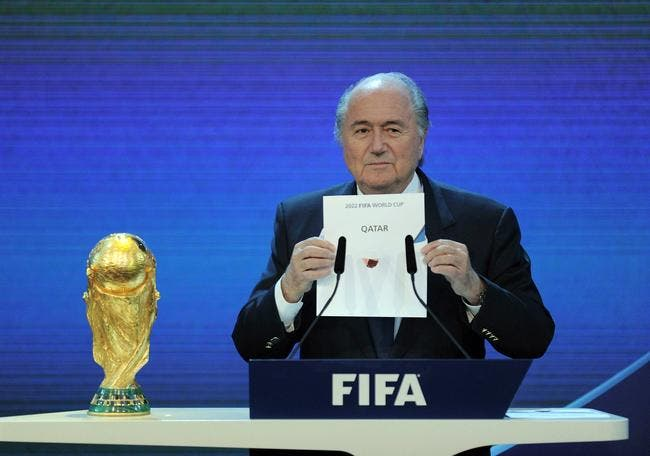 Le Qatar rigole presque face au scandale de la FIFA