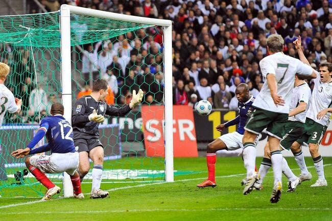 L'Irlande payée par la FIFA pour oublier la main d'Henry !