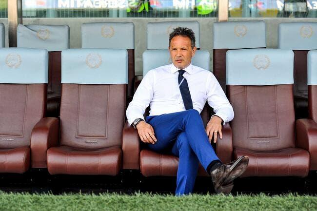 Le Milan AC tient son nouveau coach