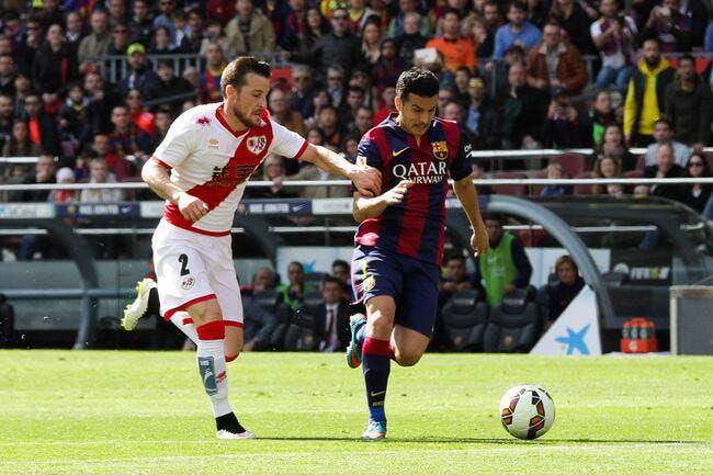 Pedro, c'est 150 ME prévient le Barça