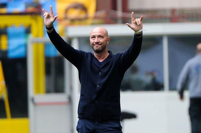 La Sampdoria place Zenga comme coach