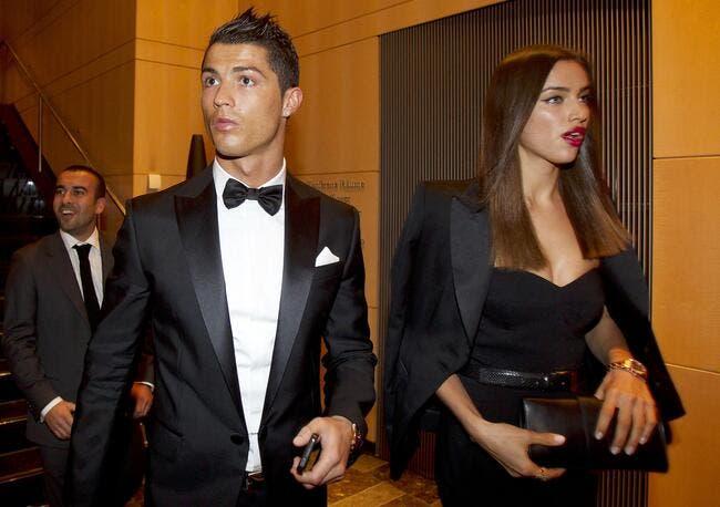 Blatter et l'ex de Cristiano Ronaldo pris en flag ?