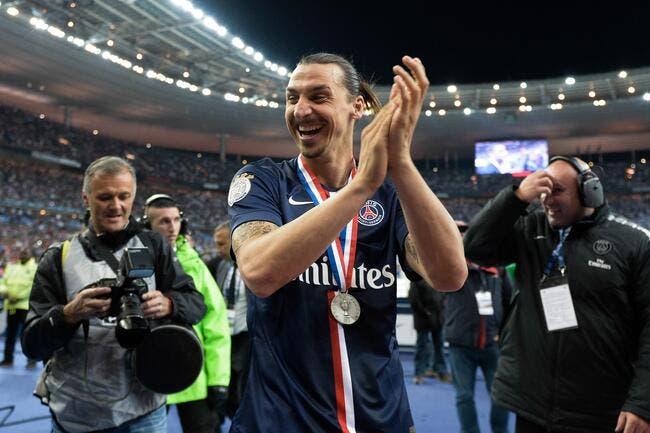 Ibrahimovic au Milan AC, s'il divise son salaire par trois !