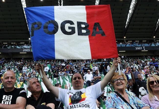Pogba au PSG, son agent fait le point