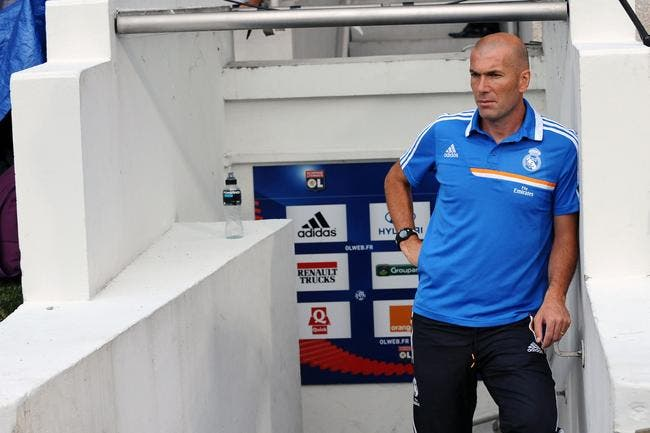 Zidane : « Aulas, on l'aime ou on l'aime pas, mais… »