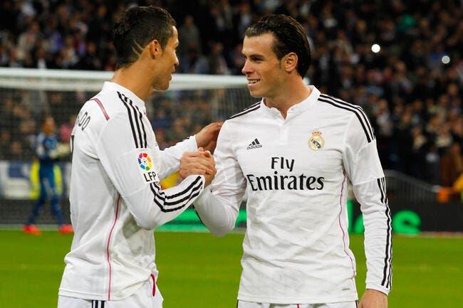 Bale adore Cristiano Ronaldo et veut même le copier !