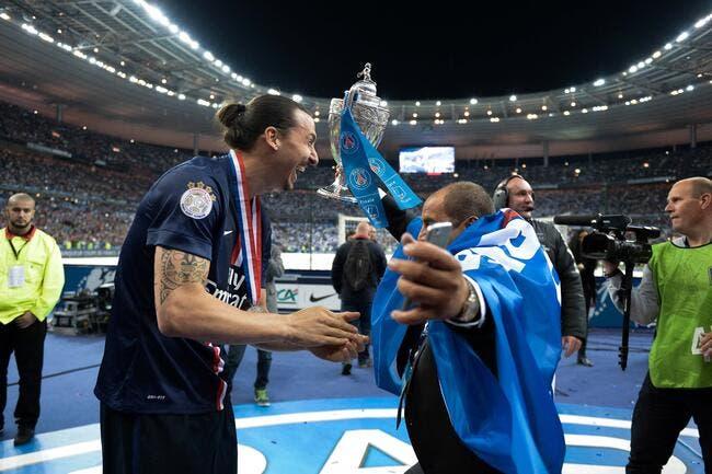 Ibrahimovic du PSG à Milan, cette fois l'argent est là !