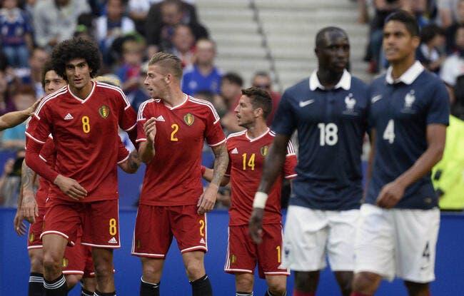 Les voisins belges ont fait la fête au Stade de France