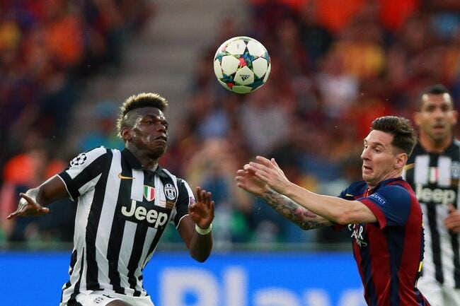 Pogba au Barça, ce n'est plus un sujet tabou