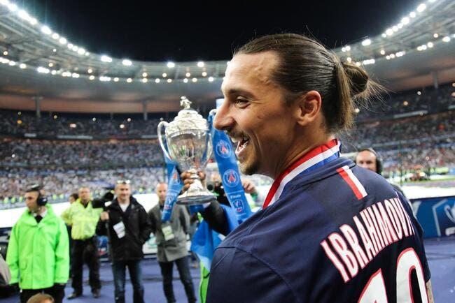 Ibrahimovic, son cerveau l'empêche d'être CR7 ou Messi